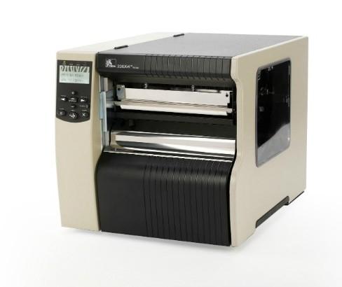 Zebra 220Xi4, 12 Punkte/mm (300dpi), RTC, ZPLII, Multi-IF, Printserver (Ethernet), 223-80E-00003