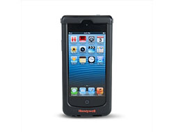 Honeywell Captuvo SL22 for Apple iPod touch 5, 2D, SR, Kit (USB), schwarz, SL22-022201-K