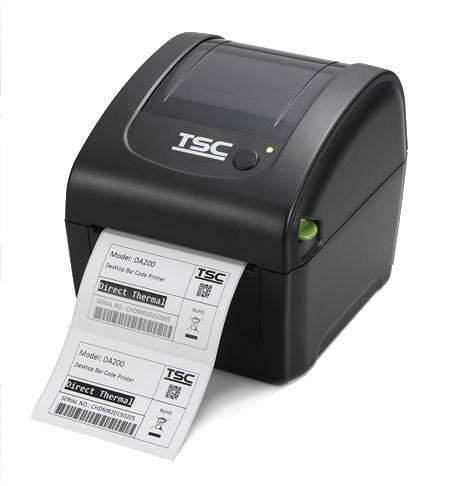 TSC DA210, 8 Punkte/mm (203dpi), EPL, ZPL, ZPLII, TSPL-EZ, USB, 99-158A001-0002