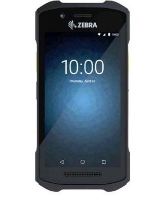 Zebra TC21, 2 Pin, 2D, SE4100, USB, BT (BLE, 5.0), WLAN, NFC, PTT, GMS, Android, TC210K-01B212-A6