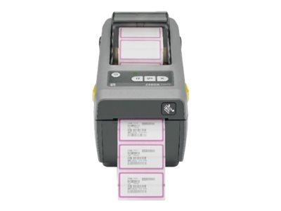 Zebra ZD410, 8 Punkte/mm (203dpi), VS, EPLII, ZPLII, USB, dunkelgrau, ZD41022-D0E000EZ