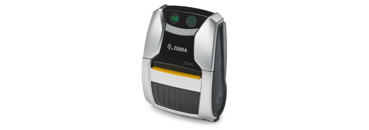 Zebra ZQ310 Indoor, USB, BT, WLAN, 8 Punkte/mm (203dpi), ZPL, CPCL, ZQ31-A0W01RE-00