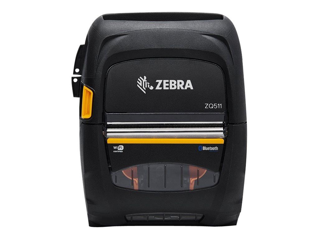 Zebra ZQ511, BT, 8 Punkte/mm (203dpi), Display