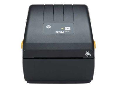 Zebra ZD220, 8 Punkte/mm (203dpi), EPLII, ZPLII, USB, ZD22042-D0EG00EZ