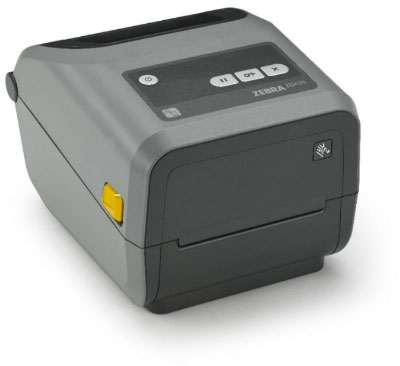 Zebra ZD420c, Farbbandkassette, 8 Punkte/mm (203dpi), VS, RTC, EPLII, ZPLII, USB, BT, WLAN, ZD42042-C0EW02EZ