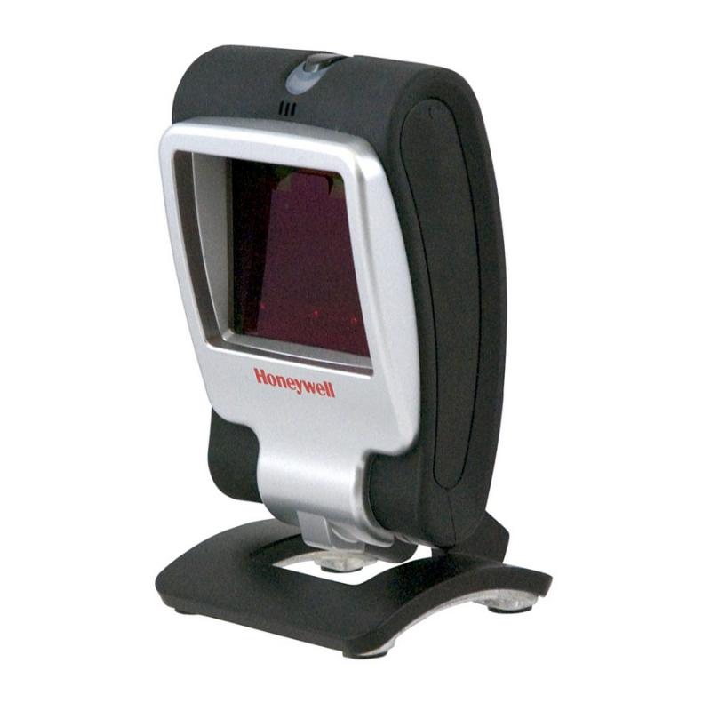 Honeywell Genesis 7580g, 1D, PDF, 2D, Multi-IF, Kit (RS232), silber/schwarz, MK7580-30C41-02