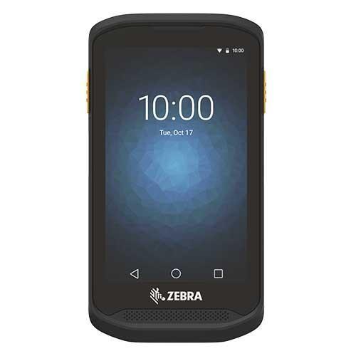 Zebra TC25, 2D, SE4710, USB, BT (BLE), WLAN, 4G, PTT, GMS, Android, TC25BJ-10C102A6