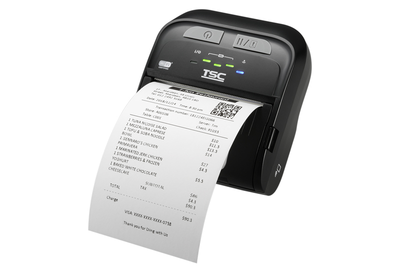 TSC TDM-30, 8 Punkte/mm (203dpi), USB, BT, NFC, 99-083A401-0012