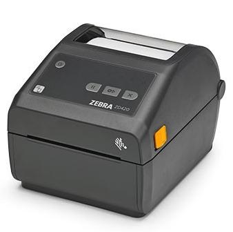 Zebra ZD420d, 8 Punkte/mm (203dpi), EPLII, ZPLII, USB, ZD42042-D0E000EZ