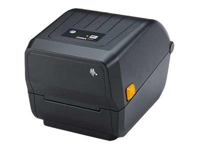 Zebra ZD230, 8 Punkte/mm (203dpi), EPLII, ZPLII, USB, Ethernet, schwarz, ZD23042-D0EC00EZ