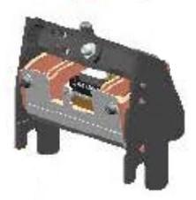 Zebra Druckkopf ZXP Series 1 und 3, 12 Punkte/mm (300dpi), P1031925-070