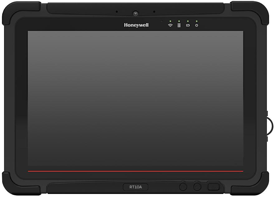 Honeywell RT10A, Outdoor, 2D, SR, USB, BT, WLAN, 4G, NFC, Android, GMS, RT10A-L1N-17C12S1E
