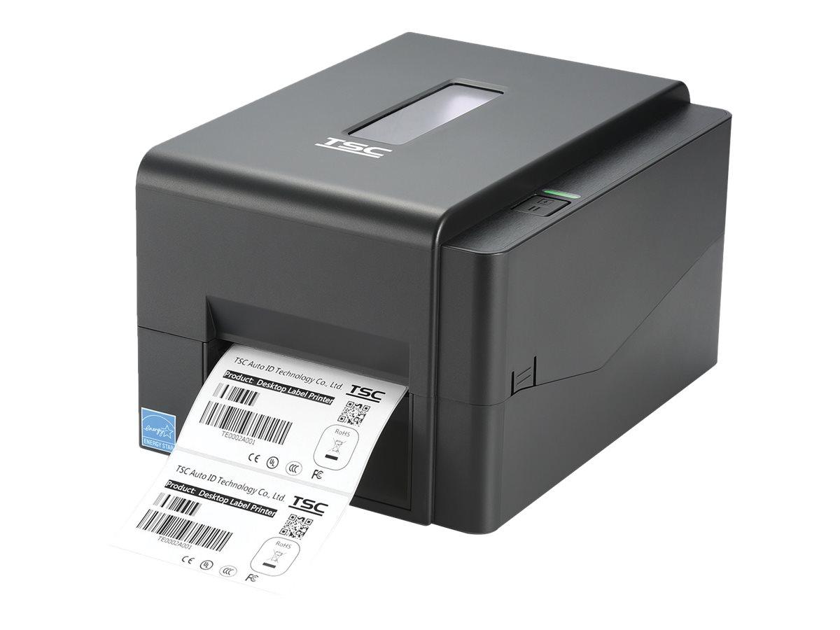 TSC TE200 - Etikettendrucker - Thermodirekt / Thermotransfer - Rolle (11,2 cm)