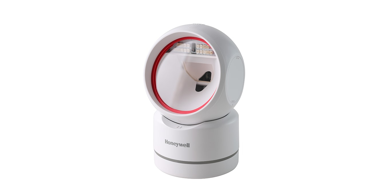 Honeywell HF680, 2D, Multi-IF, Kit (USB), weiß, HF680-R0-1USB