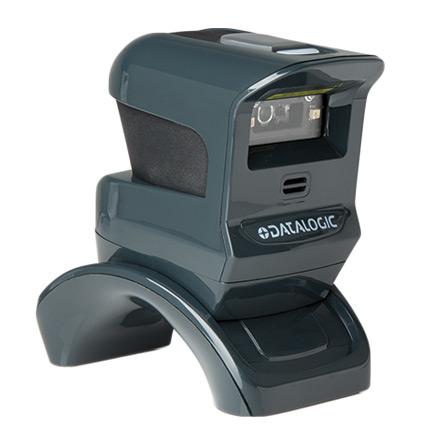 Datalogic Gryphon GPS4421, 2D, USB, Kit (USB), schwarz, GPS4421-BKK1B