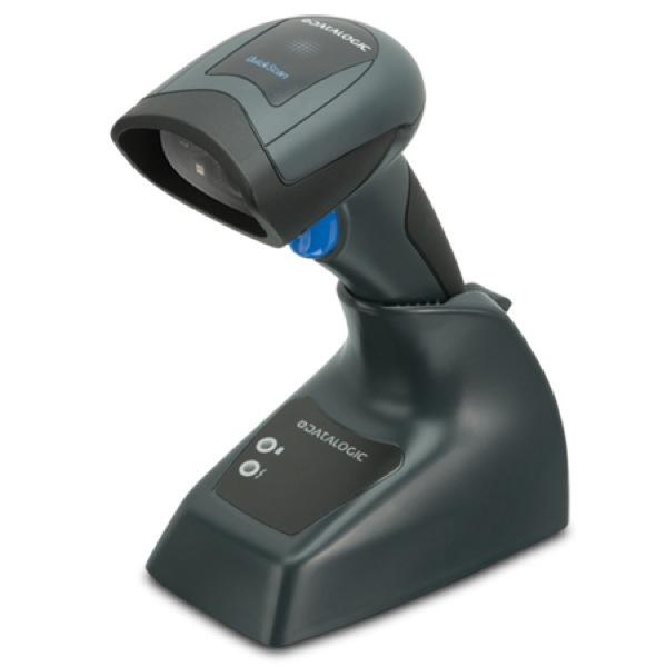 Datalogic QuickScan I QBT2131, BT, 1D, BT, Multi-IF, schwarz, QBT2131-BK