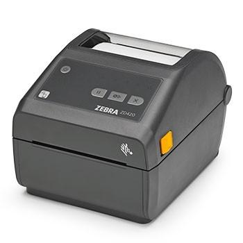 Zebra ZD420d Healthcare, 12 Punkte/mm (300dpi), RTC, EPLII, ZPLII, USB, Ethernet, weiß, ZD42H43-D0EE00EZ