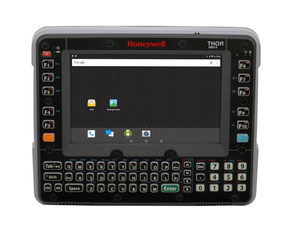 Honeywell Thor VM1A indoor, BT, WLAN, NFC, QWERTY, Android, GMS, VM1A-L0N-1A1A20E