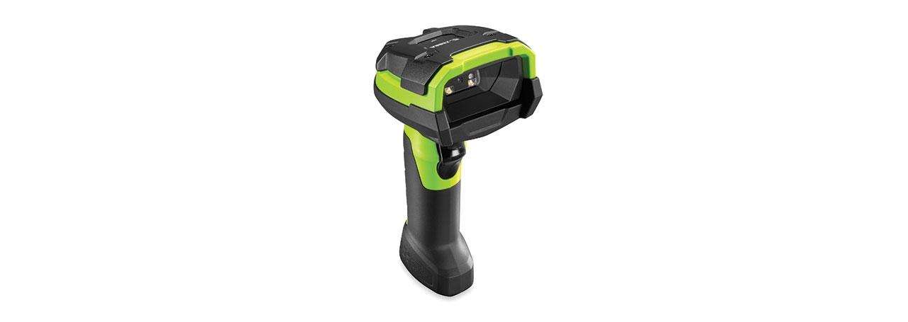 Zebra DS3678-HP, BT, 2D, HP, Multi-IF, FIPS, Kit (USB), schwarz, grün, DS3678-HP3U42A0SFW
