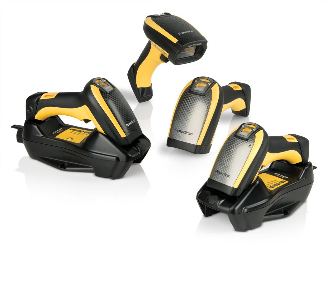 Datalogic PM9501, 2D, HD, DPM, Multi-IF, Kit (USB), RB, PM9501-DPM433RBK10