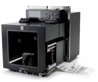 Zebra ZE500-4, 12 Punkte/mm (300dpi), RTC, ZPLII, Multi-IF, Printserver (Ethernet), ZE50043-R0E0000Z
