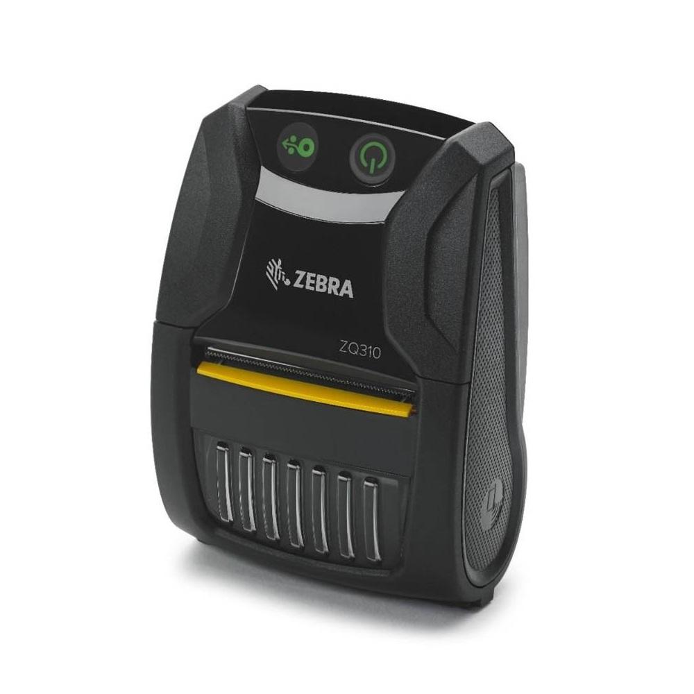 Zebra ZQ310 Outdoor, USB, BT, 8 Punkte/mm (203dpi), ZPL, CPCL, ZQ31-A0E02TE-00