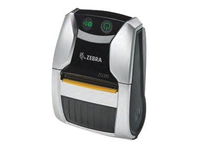 Zebra ZQ310 Outdoor, USB, BT, 8 Punkte/mm (203dpi), linerless, ZPL, CPCL, ZQ31-A0E12TE-00