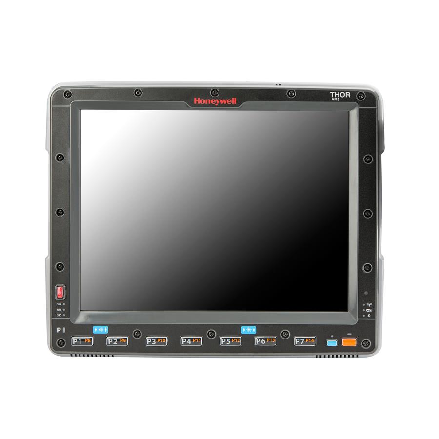 Honeywell Thor VM3 Indoor, USB, RS232, BT, WLAN, Win.7, VM3W2F1A1AET04A1